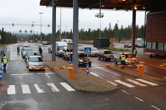 Пограничная служба Финляндии